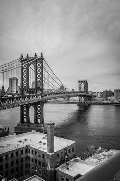 Connections. (Manhattan Bridge)