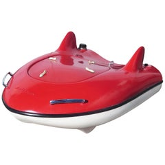 "Delfino ""Dolfin Waterkart"" Gas Powered Divers Transport Boat"