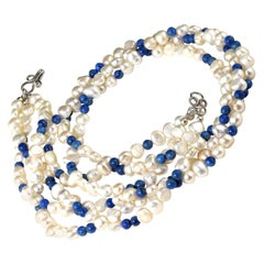 M D Designs Multi-Strand Necklaces