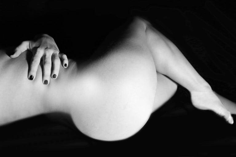 Dell Cullum Nude Photograph - Bodyshape 1
