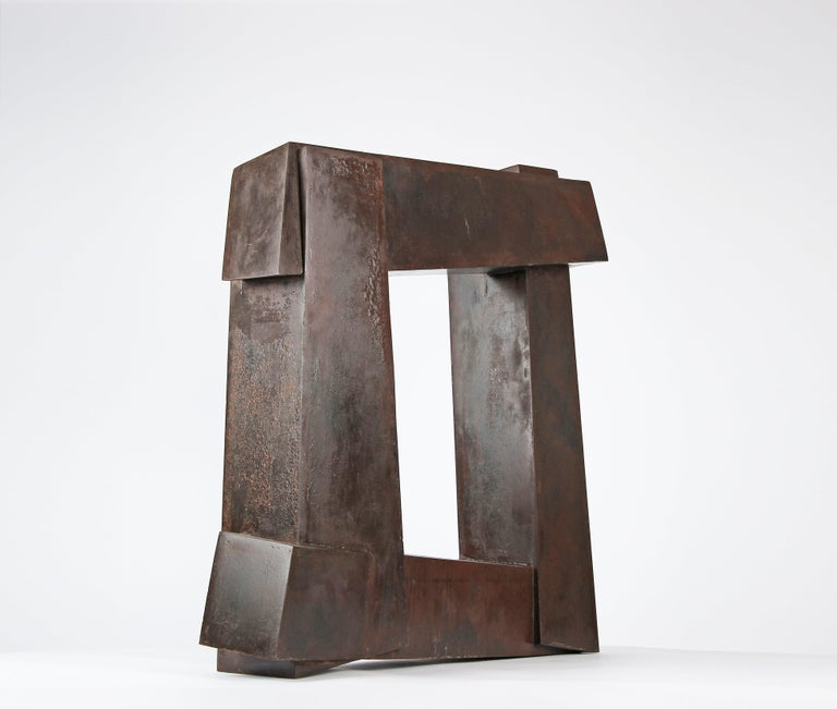 Arch II, Abstract Bronze Sculpture For Sale 4