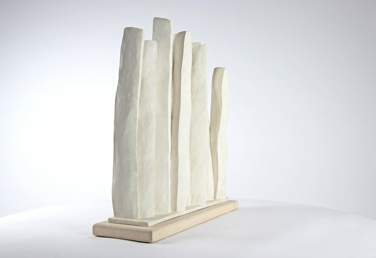 Silhouettes, Semi Abstract Sculpture For Sale 7