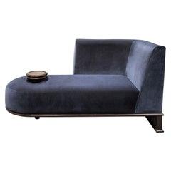 Delphini Modern Chaise Lounge