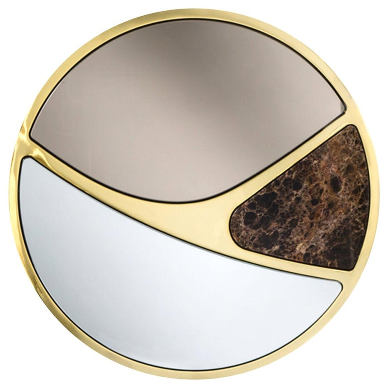 Delta 1 Mirror by Claudia Campone and Martina Stancati For Sale