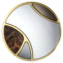 Delta 3 Mirror by Claudia Campone and Martina Stancati