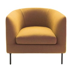 Delta Brown Club Chair, by Niels Bendtsen from Bensen