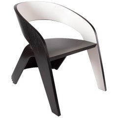 """Delta"" chair by Aciole Felix, Brazilian Contemporary Design"
