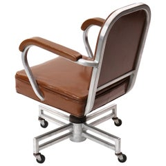Deluxe Desk Chair by General Fireproofing