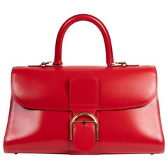 Delvaux Brillant East West Lipstick Bag