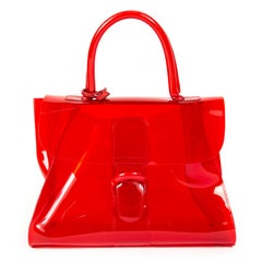 Delvaux Limited Edition Le Chaperon Rouge Brillant Vinyl