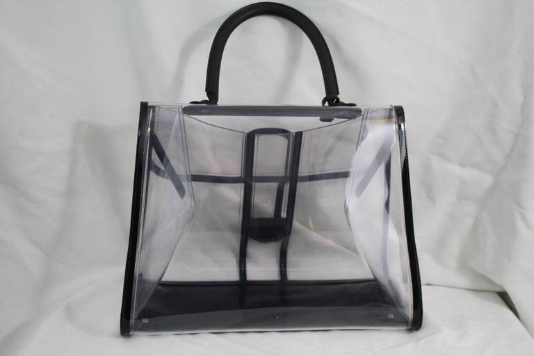 Delvaux Plexi Le Brillant Xray Bag DHyRVe7cp