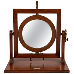 Delzenne's Circle by Elliott Brothers of London, with Mirror, circa 1910