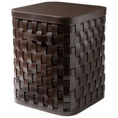 Demetra Tall Laundry Basket