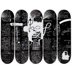 Demon by Jean-Michel Basquiat