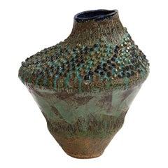 Dena Zemsky Asymmetrical Vase #1