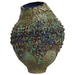 Dena Zemsky Studio-Made, Bulbous Form Vase