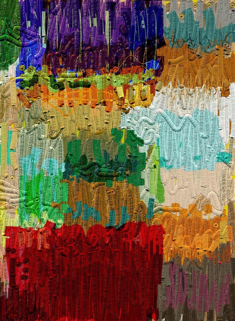Abstract Archival Digital Fine Art Print,