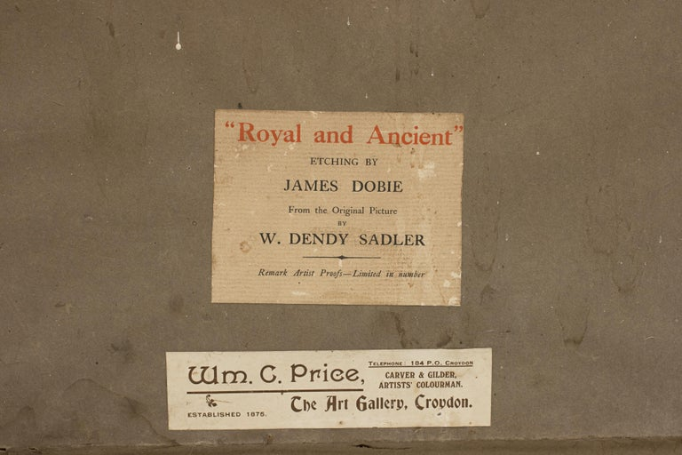 English Dendy Sadler,