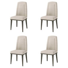 Denice Set of 4 Chairs
