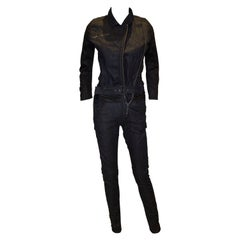 Denim Jumpsuit by Raw , G Star
