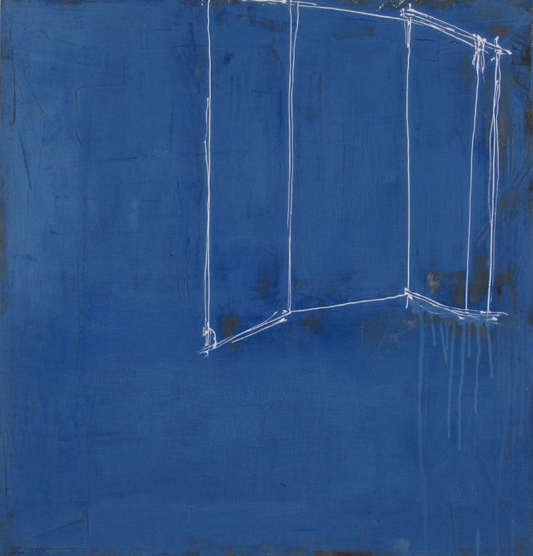Denis De Mot - Original Painting - Mixed Media Art by Denis De Mot