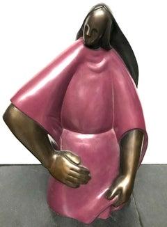 Pharaoh's Daughter; Dennis Kleine; bronze; limited edition of 7