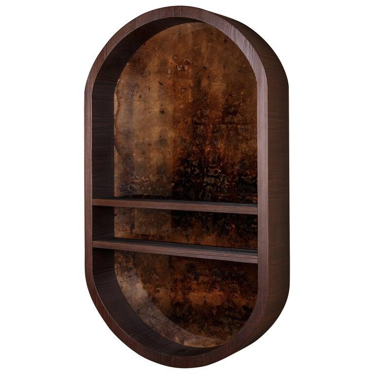 Denis Perrollaz and Atelier Linné Elements Shelf For Sale