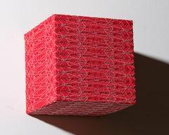 Red Cube, Diamond Pattern