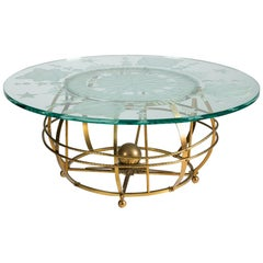 Dennis Abbe, Exceptional Coffee Table, United States, circa 1970