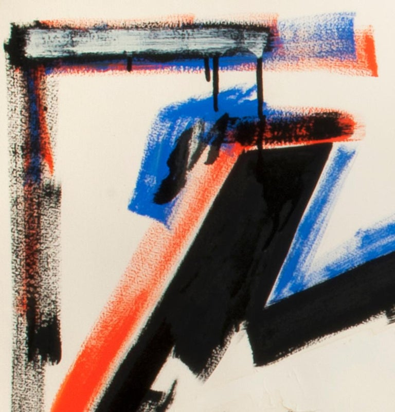 Untitled - Painting by Dennis Ashbaugh