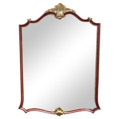 Dennis & Leen Von Howe Louis XV Style Cartouche Mirror