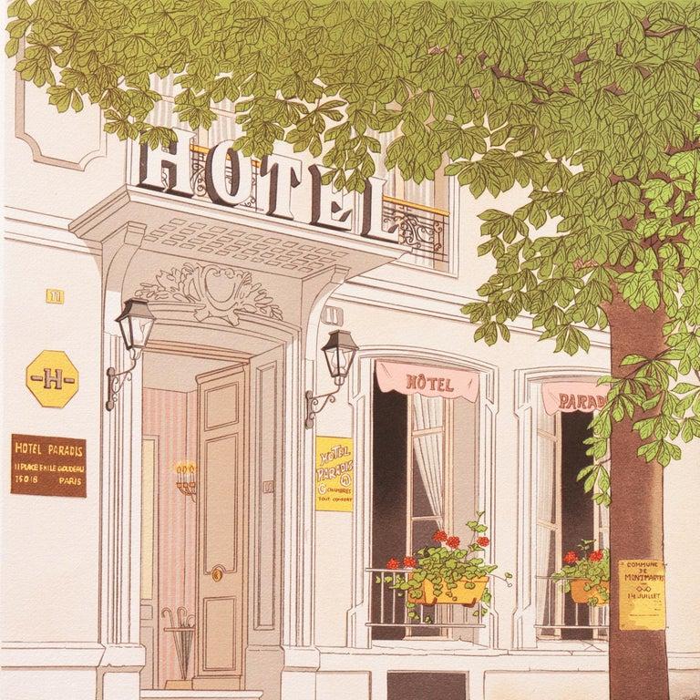 Hotel Paradis, Paris For Sale 5