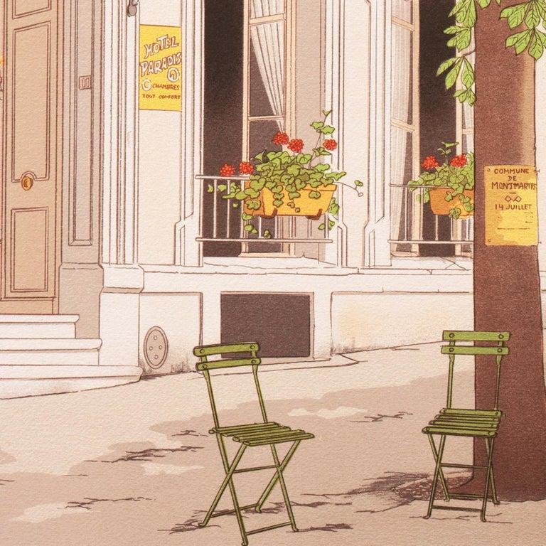 Hotel Paradis, Paris For Sale 6