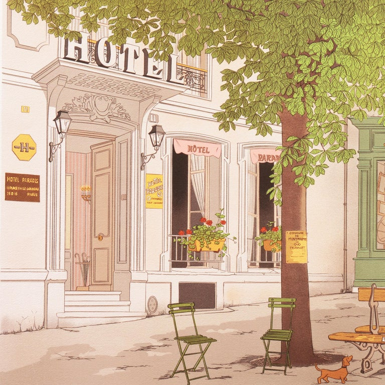 Hotel Paradis, Paris For Sale 4