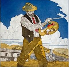 Sonoma Pioneer Painter