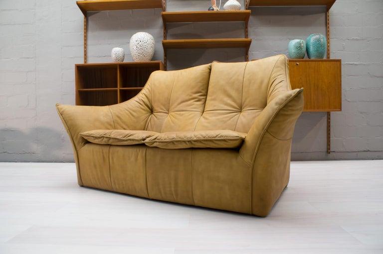 'Denver' sofa designed by Dutch designer Gerard Van Den Berg for Montis, 1970s.  In good original condition.