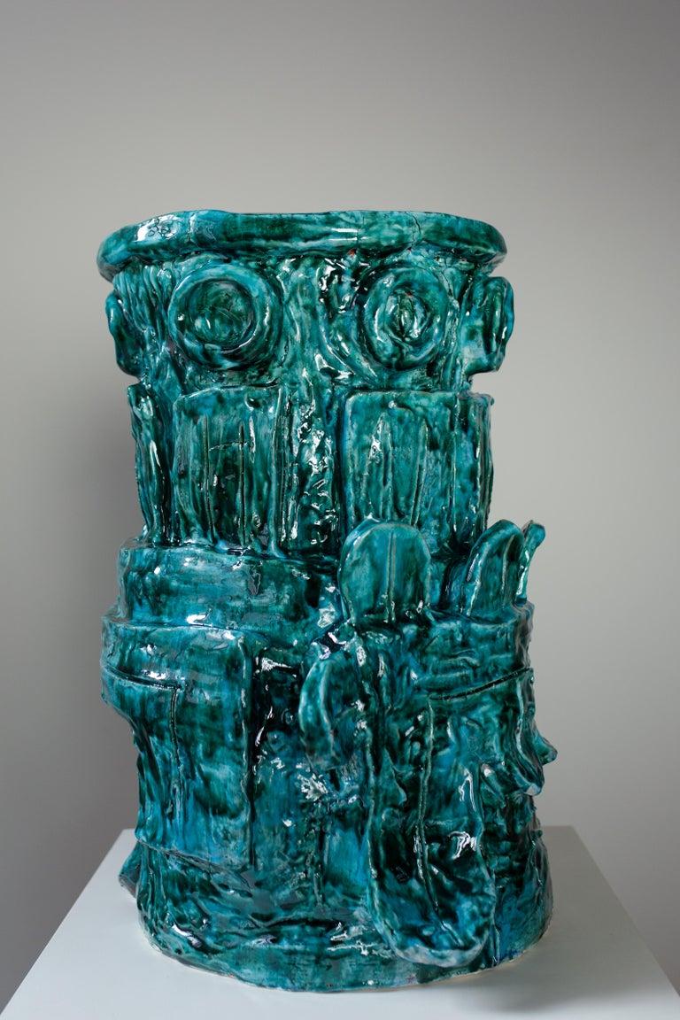 Baroque Depinto De Blu For Sale
