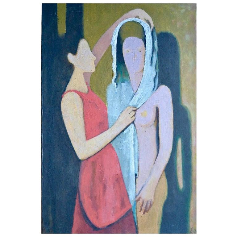 """""""der Brautschleier"""" The Bridal Veil For Sale"""