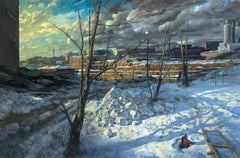 Gowanus, Winter