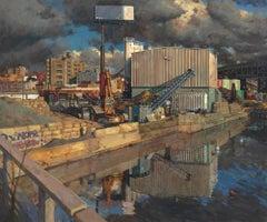 Scrap Metal Yard, Gowanus Canal
