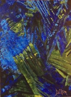 Crystalridge ', Painting, Acrylic on Canvas