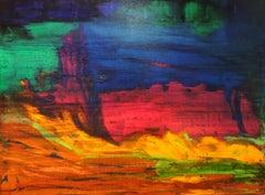 Incommunicado, Painting, Acrylic on Canvas