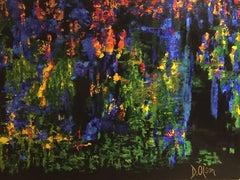 Lightningridge ', Painting, Acrylic on Canvas