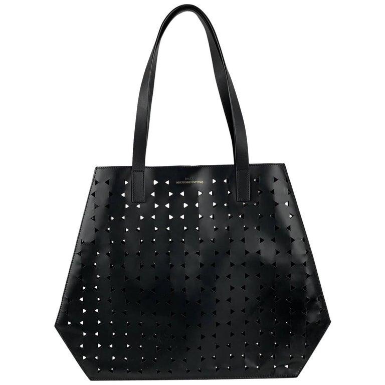 Desa 1972 Structurated Tote Shoulder Bag For Sale