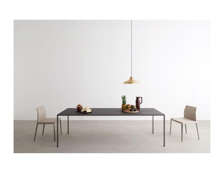 Desalto 25 Table Designed by Metrica Bruno Fattorini & Robin Rizzini For Sale 6