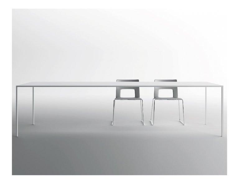 Desalto 25 Table Designed by Metrica Bruno Fattorini & Robin Rizzini For Sale 8