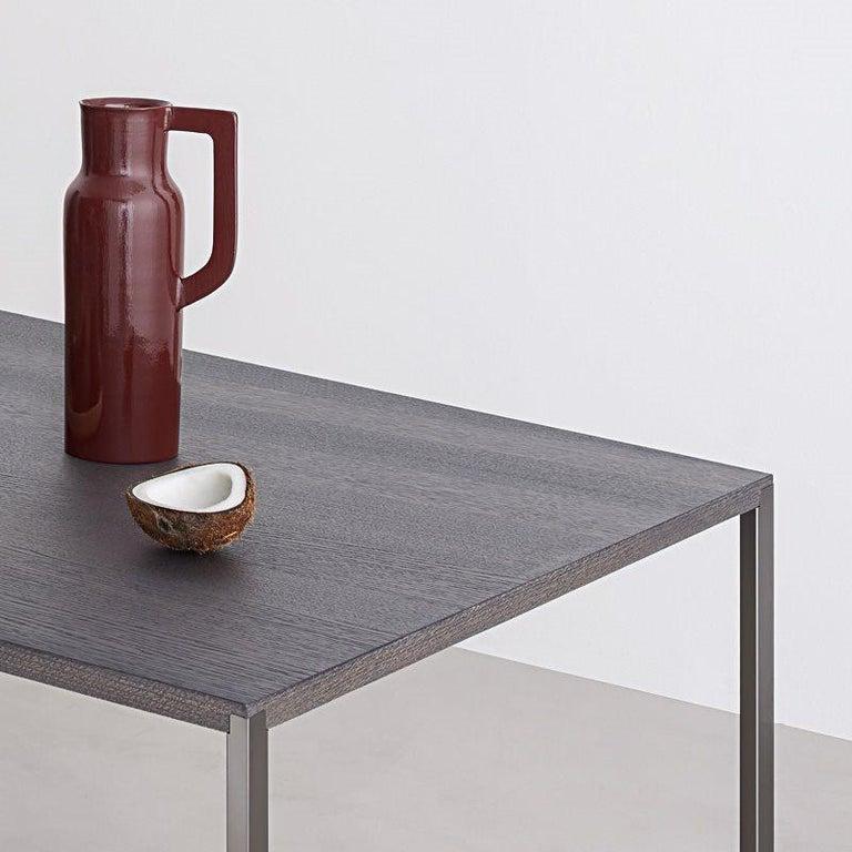 Desalto 25 Table Designed by Metrica Bruno Fattorini & Robin Rizzini For Sale 1