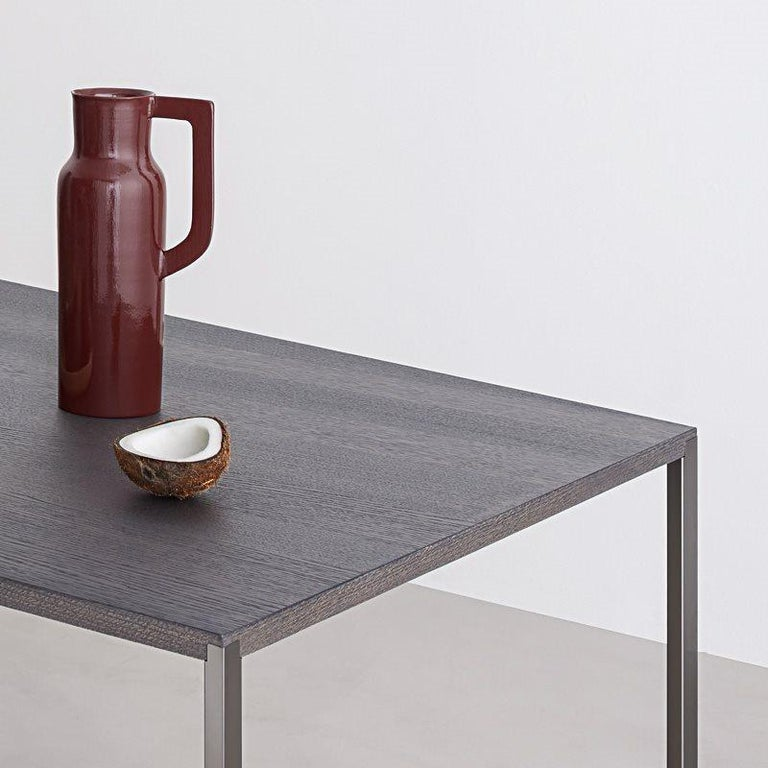 Desalto 25 Table Designed by Metrica Bruno Fattorini & Robin Rizzini For Sale 2