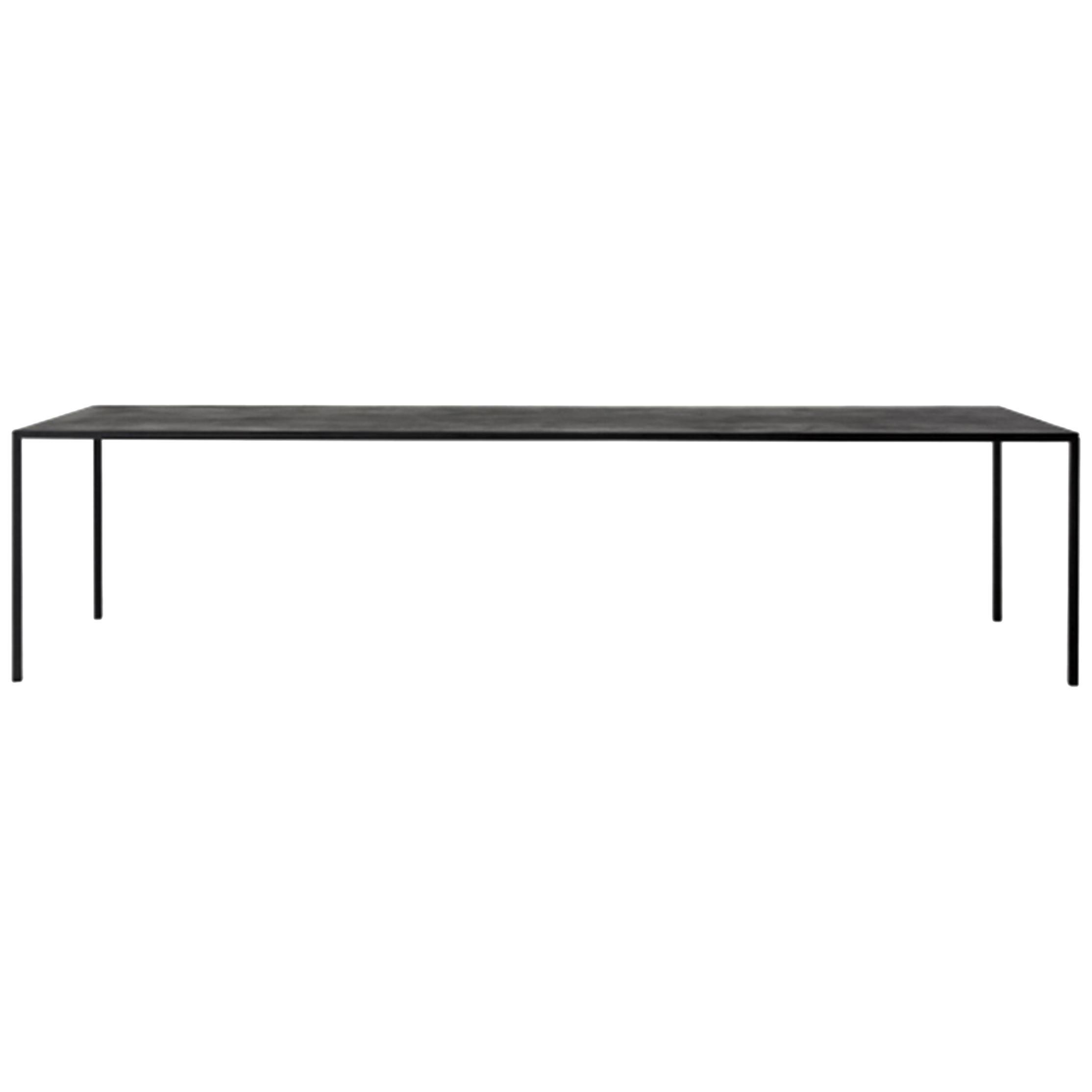 Desalto 25 Table Designed by Metrica Bruno Fattorini & Robin Rizzini