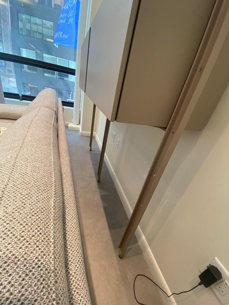 Desalto  Armida Bookcase Designed by Caronni & Bonanomi  For Sale 2